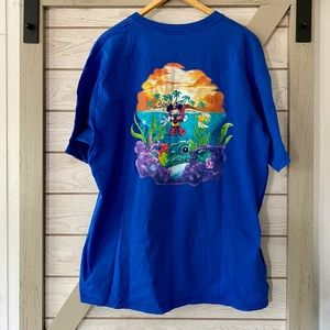 Other - 90's Vintage Disney theme parks tee